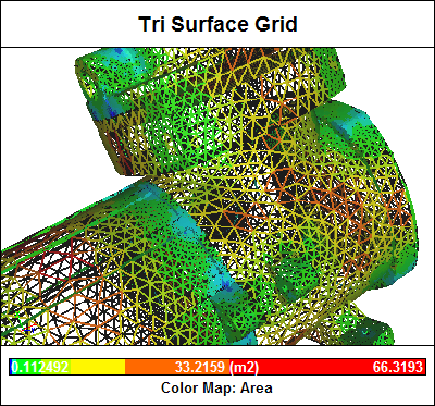 Triangle Surface Grid