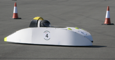 Electric Race Car Cfd Analysis Symscape