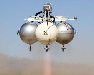 Armadillo Aerospace's Pixel