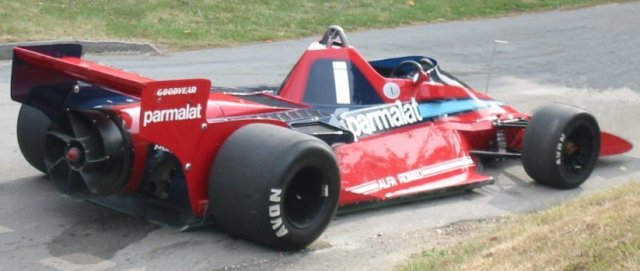 Brabham Fan Car BT46