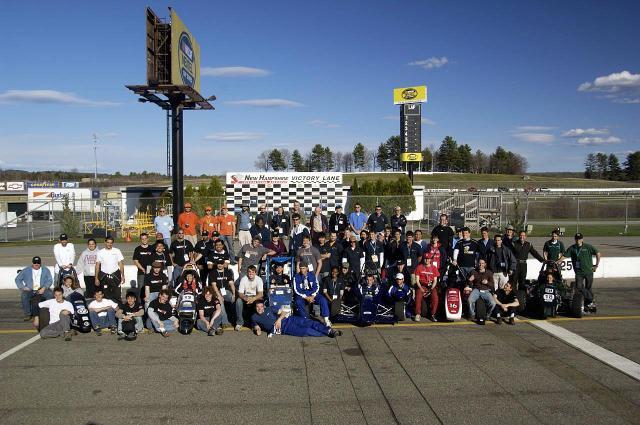 2007 Formula Hybrid Teams
