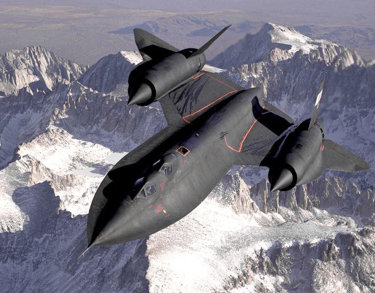 Lockheed SR71
