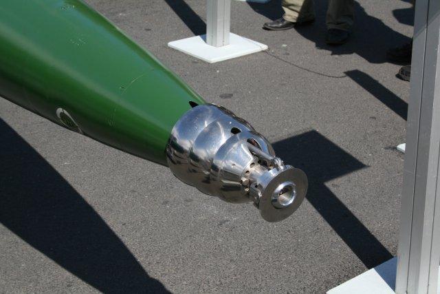 Shkval Underwater Missile