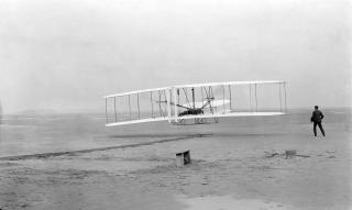 Wright Flyer: Using WIG to stay airborne