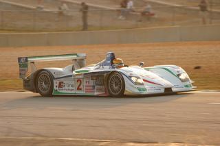 American Le-Mans Series Car: 2005 Audi R8