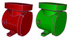 Simplified Geometry Topology