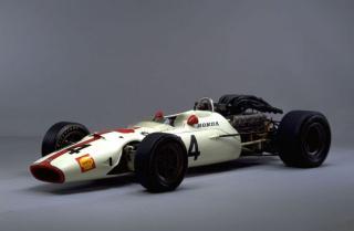 1967 Honda Formula 1 Car, pre-wing era