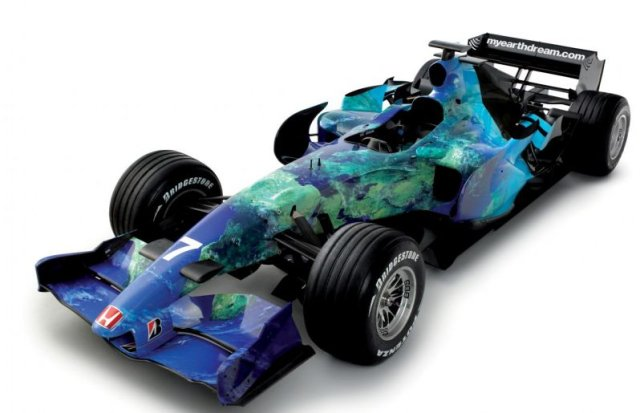 2007 Honda Formula 1 Car