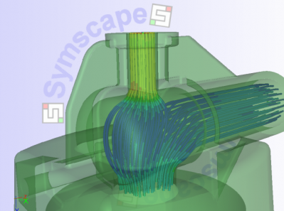 Internal CFD Simulation