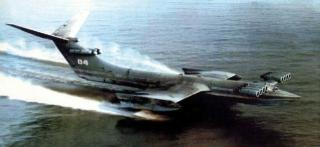 Caspian Sea Monster: Soviet KM Ekranoplan