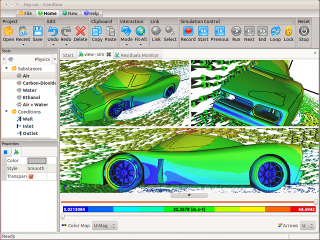 Caedium Unified Simulation Environment