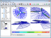 Horizontal-Axis Rotating Wind Turbine Blades