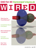 Wired Cover Featuring Caedium