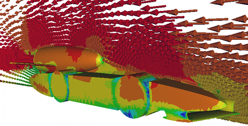 Caedium CFD Simulation Results