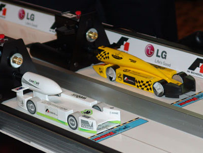 Basilisk Performance CO2 Dragster