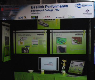 Basilisk Performance Booth