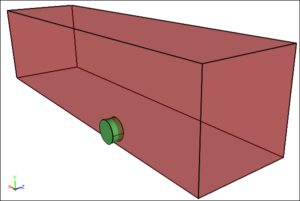 Wheel Solid and Outer Box Solid Prior to Subtract Boolean