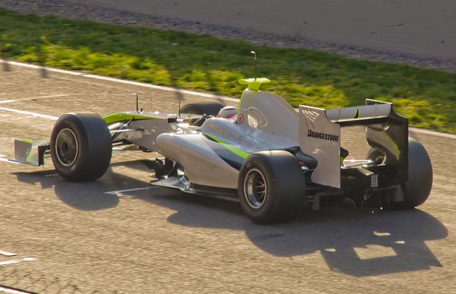 Brawn GP 2009 BGP001