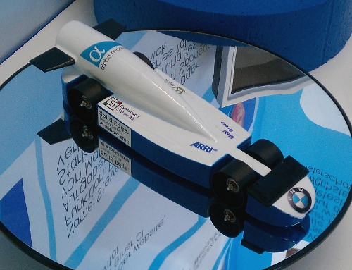 Caedium Helps Fastcination Win South East German F1 In Schools