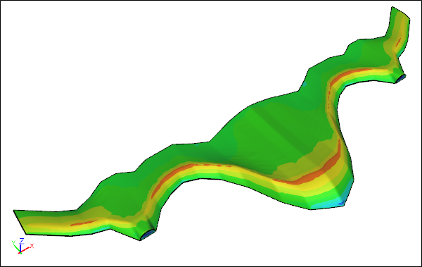 Caedium CFD Simulation of Early HELT Concept Design