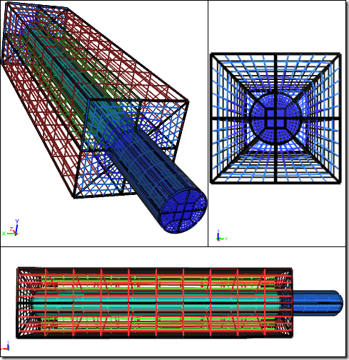 Multi-Block Structured Mesh
