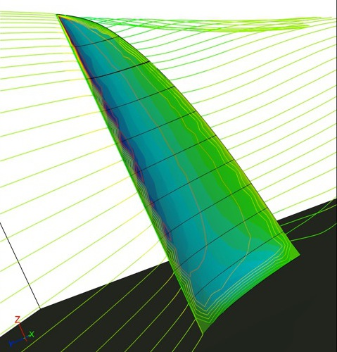 Caedium Sail Upstream