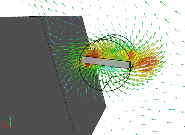 CFD Simulation of a Walkalong Tumblewing