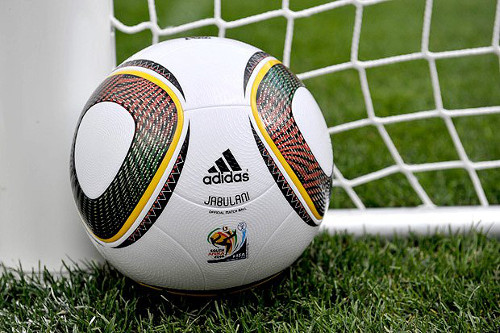 Adidas Jabulani World Cup 2010 Ball