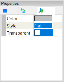 Volume Shade Properties