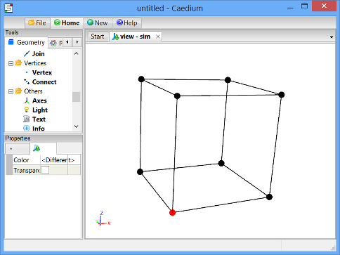 Box Vertices
