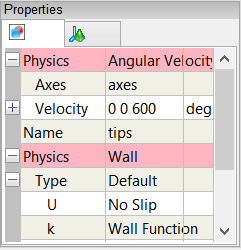 Angular Velocity Properties