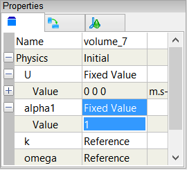 Lower Middle Volume Initial Properties