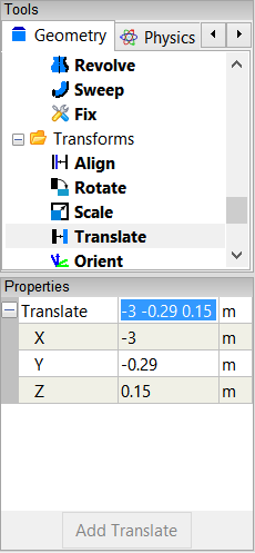 Translate Properties
